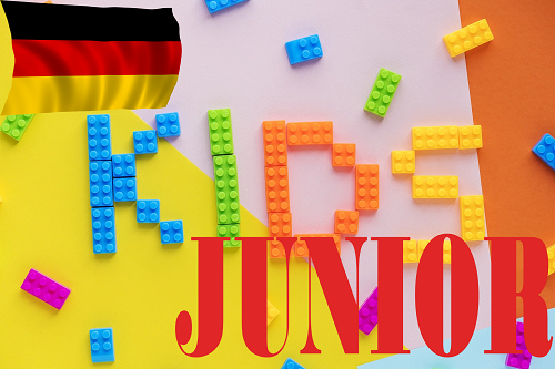 A1 - German for juniors (7-15 years old)