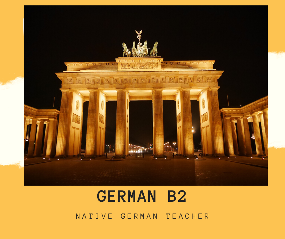German for adults- B2